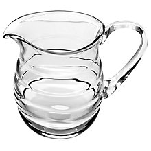 Buy Sophie Conran For Portmeirion Glass Jug, 1L Online at johnlewis.com