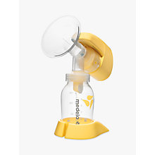 Buy Medela Mini Electric Breast Pump Online at johnlewis.com