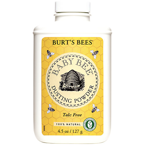 Buy Burt's Bees Baby Bee Dusting Powder 127g Online at johnlewis.com