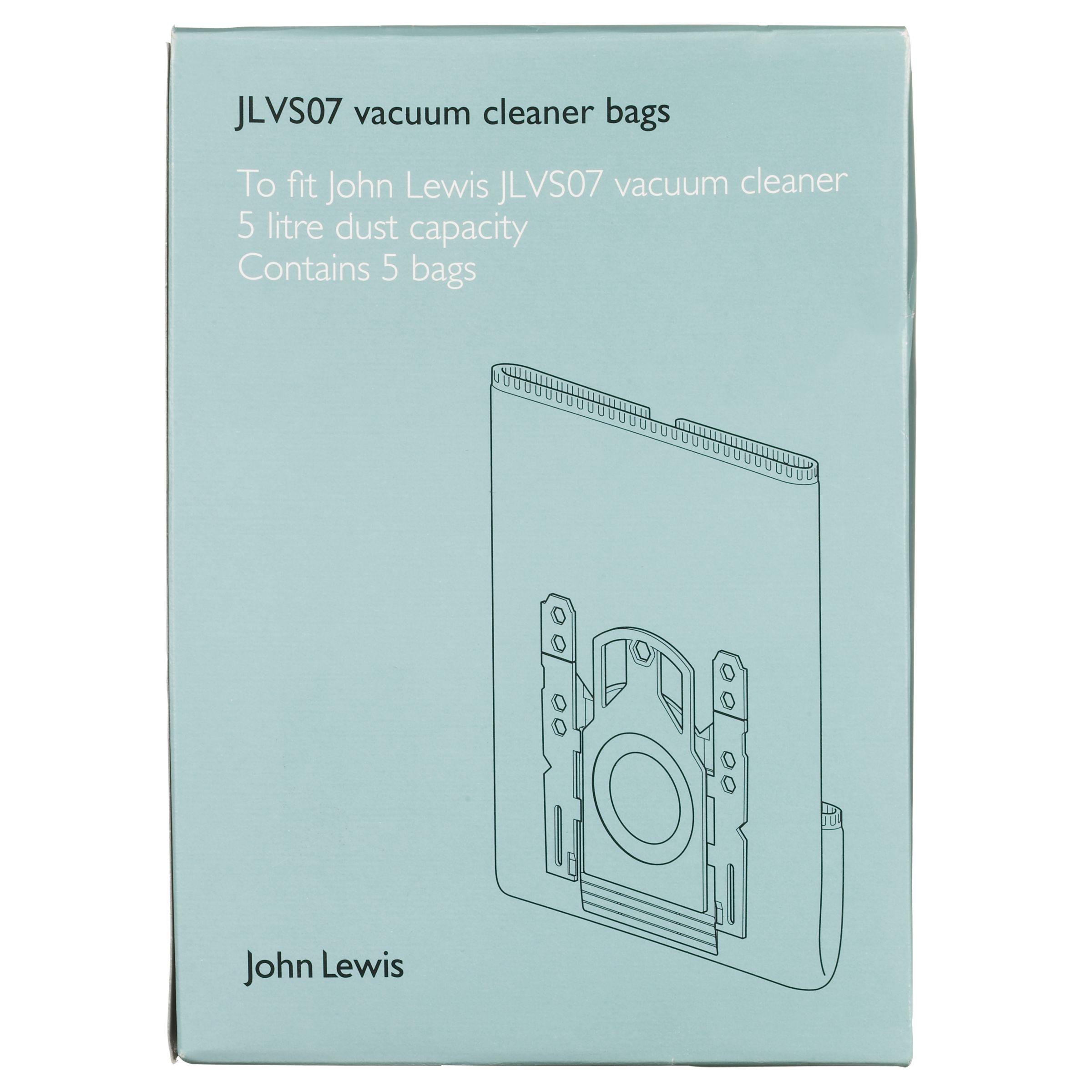 John Lewis Dustbags for VS07 230478829