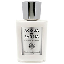 Buy Acqua di Parma Colonia Assoluta, After Shave Balm Online at johnlewis.com