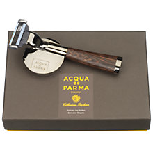 Buy Acqua di Parma Collezione Barbiere Shaving Razor and Stand Online at johnlewis.com