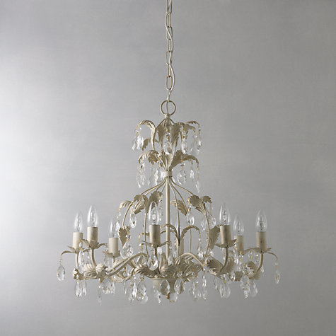 Buy John Lewis Annabella Chandelier, 8 Arm Online at johnlewis.com