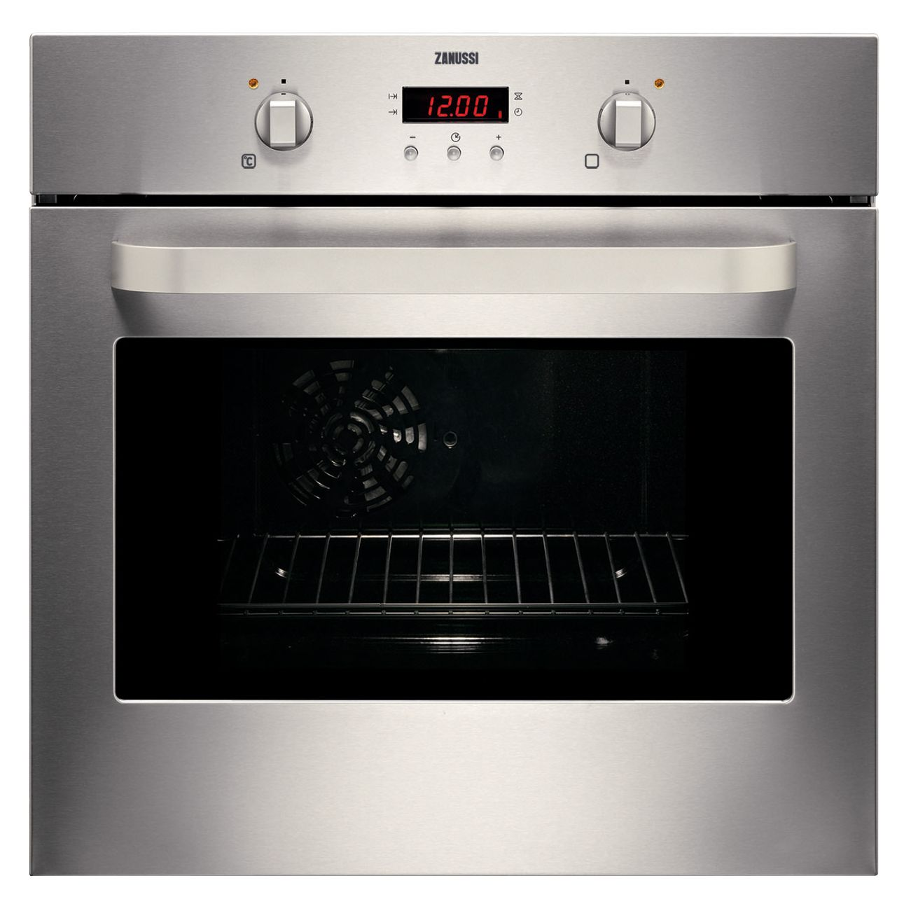 Zanussi ZOB330X Single Electric Oven