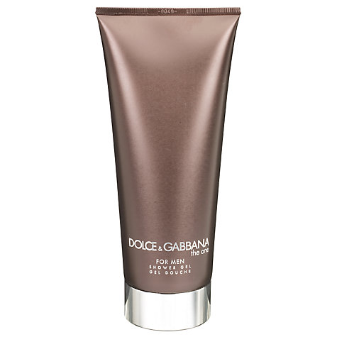 Buy Dolce & Gabbana The One Shower Gel, 200ml Online at johnlewis.com