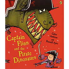 Buy Captain Flinn and The Pirate Dinosaurs Online at johnlewis.com
