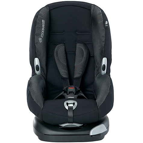 Buy Maxi-Cosi Priori XP Car Seat, Black Reflection Online at johnlewis.com