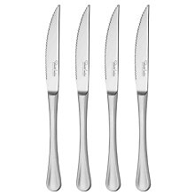 Buy Robert Welch RWII Steak Knives, Set of 4, Satin Online at johnlewis.com