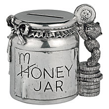 Buy Royal Selengor Pewter Collection Money Jar Online at johnlewis.com