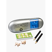 Buy Winning Moves Pass The Pigs Online at johnlewis.com