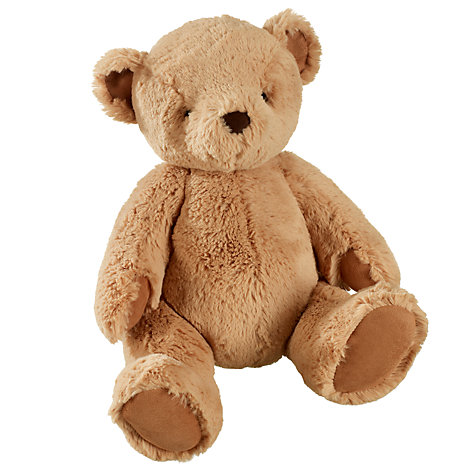 Buy John Lewis Classic Teddy Bear, Medium Online at johnlewis.com