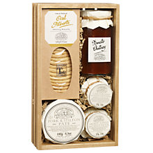 Buy Cottage Delights Savoury Hamper, 850g Online at johnlewis.com