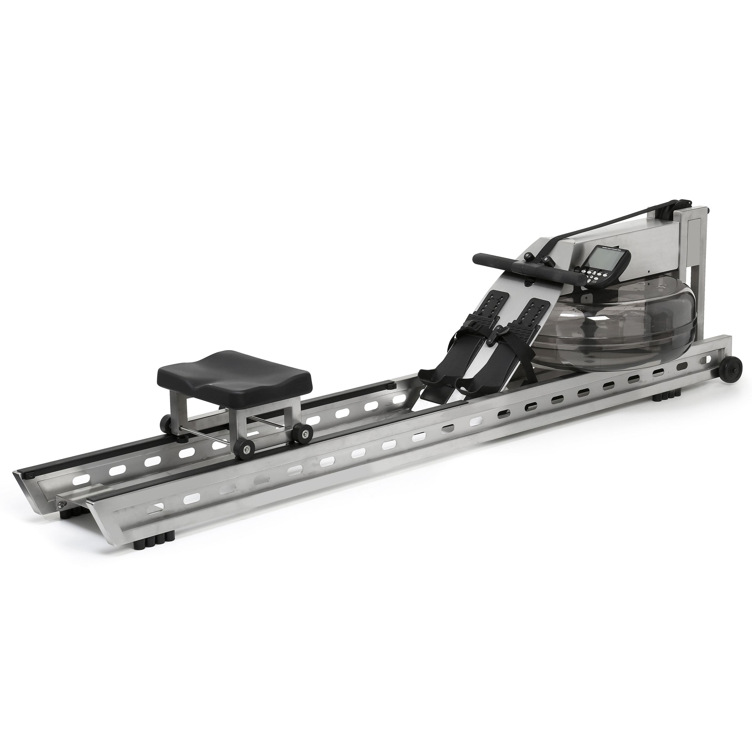 Water Rower WaterRower S1 Rowing Machine with S4 Performance Monitor