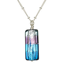 Buy Martick Jewellery Rainbow Pendant, Blue, MJ190P Online at johnlewis.com