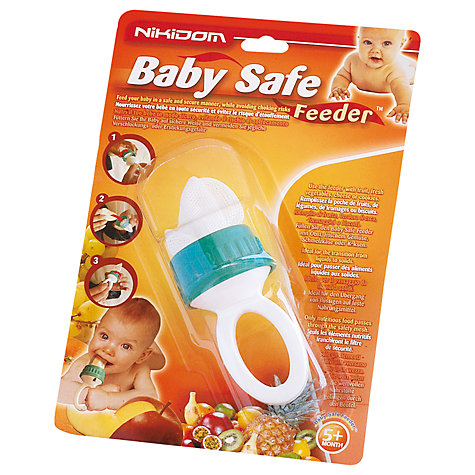 Buy Baby Safe Feeder Online at johnlewis.com