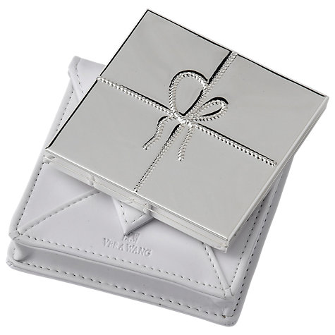 Buy Vera Wang for Wedgwood Love Knots Compact Mirror Online at johnlewis.com