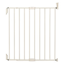 Buy Lindam Extending Metal Stair Gate, White Online at johnlewis.com