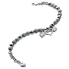 Buy Hot Diamonds Moonstruck Silver Bracelet Online at johnlewis.com