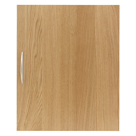 Buy John Lewis Agatha Wooden Door, Oak Online at johnlewis.com