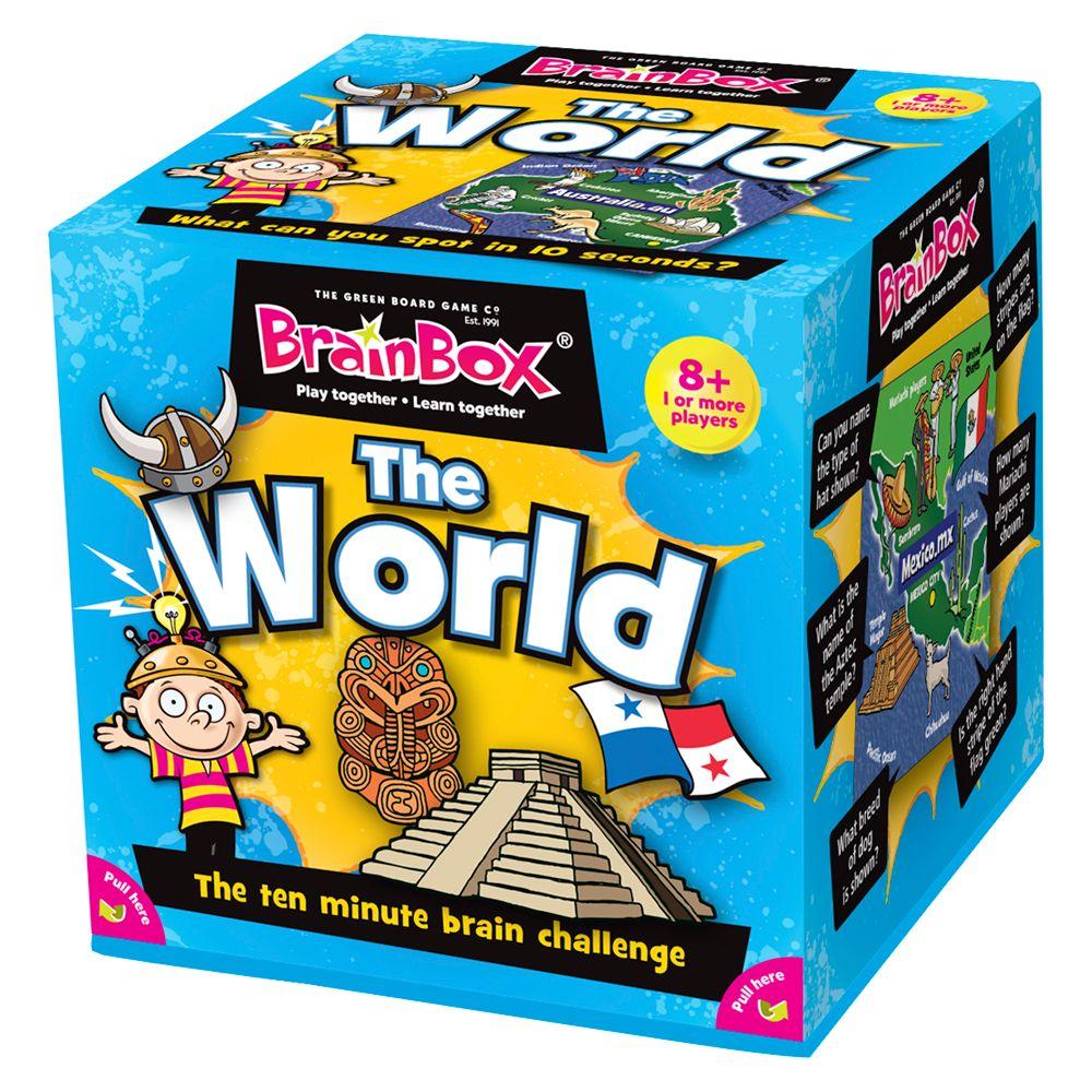 BrainBox BrainBox All Around the World