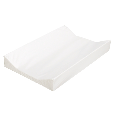 John Lewis Wedge Changing Mat, White