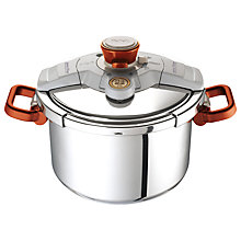 Buy Jamie Oliver by Tefal Pressure Cooker Online at johnlewis.com