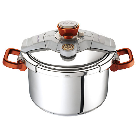Buy Tefal Jamie Oliver Pressure Cooker Online at johnlewis.com