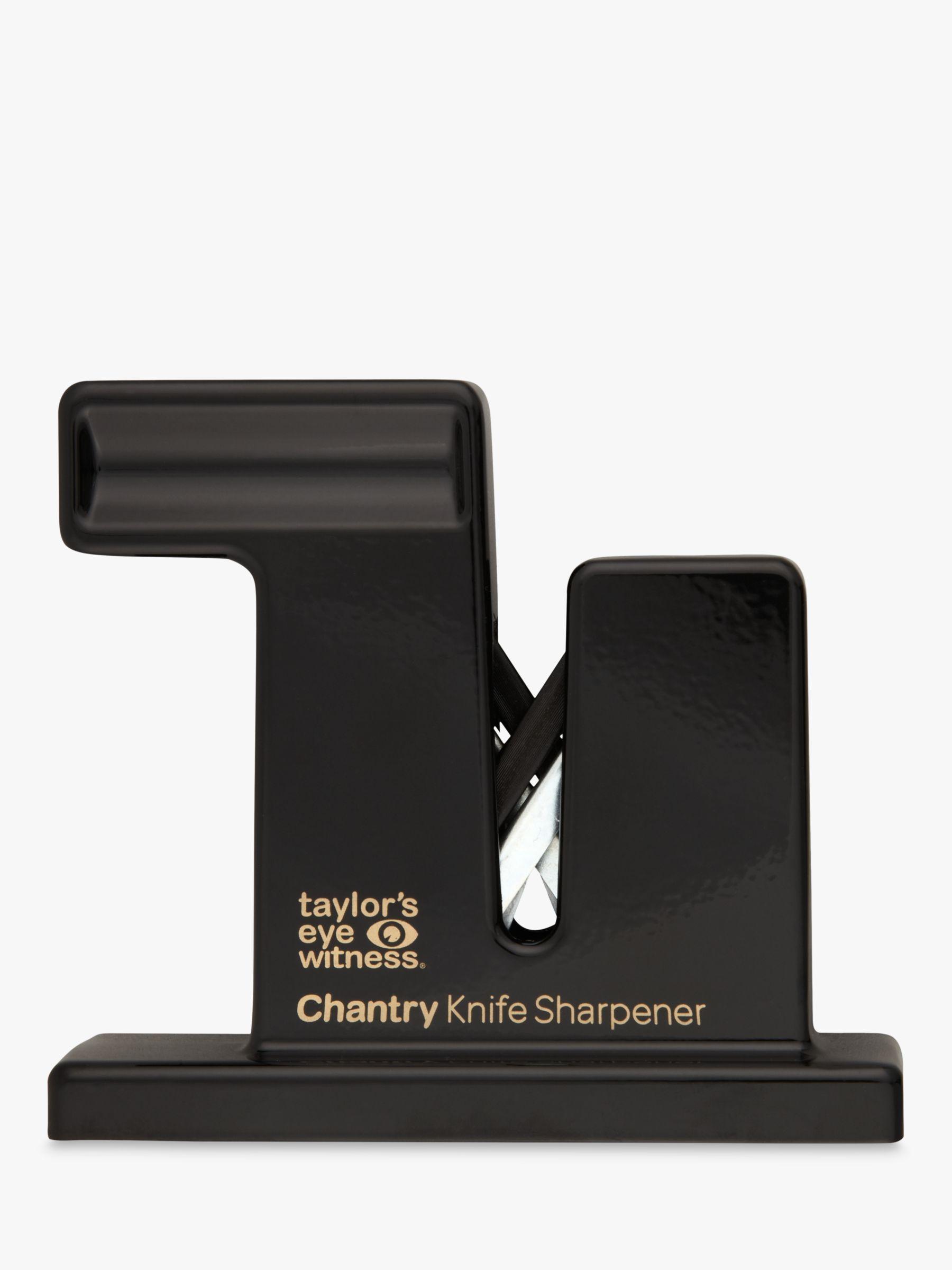 Chantry Chantry Knife Sharpener, Black