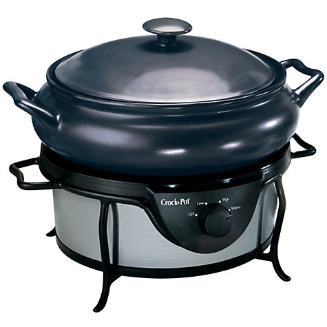 Buy Crock Pot Saute Slow Cooker Online at johnlewis.com