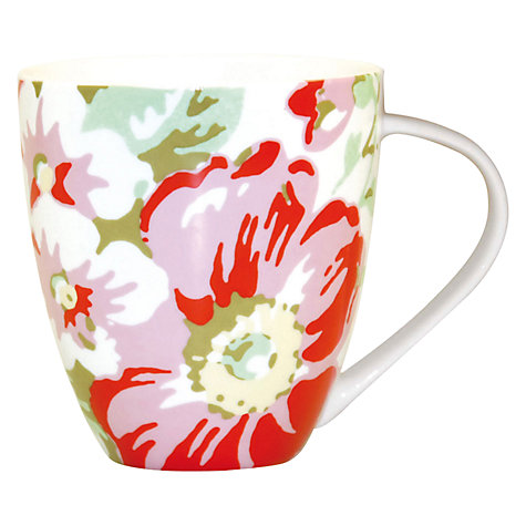 Buy Cath Kidston Rose Mug Online at johnlewis.com