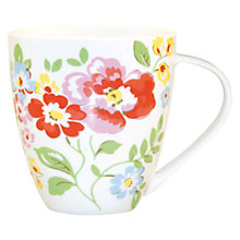 Buy Cath Kidston Rambling Rose Mug Online at johnlewis.com