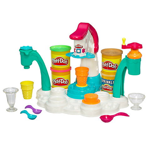 Buy Play-Doh Magic Swirl Ice Cream Shoppe Online at johnlewis.com