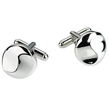 Buy Simon Carter Squiggle Circle Cufflinks Online at johnlewis.com