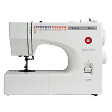 Buy John Lewis JL125 Sewing Machine Online at johnlewis.com