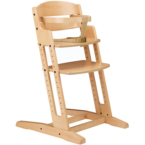 Buy BabyDan DanChair, Natural Online at johnlewis.com