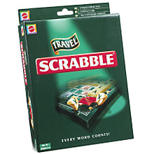 Buy Travel Scrabble Online at johnlewis.com