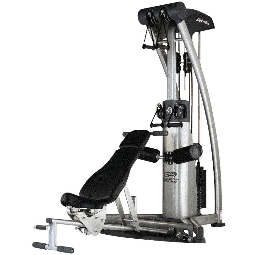 Life Fitness New G5 Multi Gym