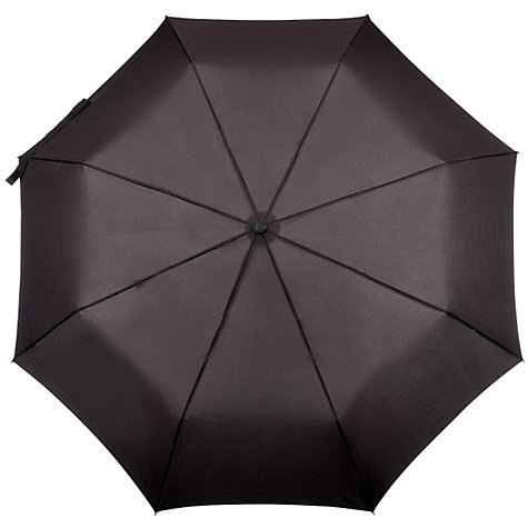 Buy Fulton Men's Auto Release Umbrella, Black Online at johnlewis.com