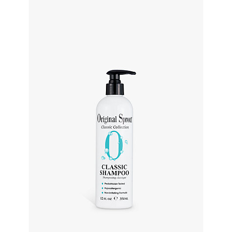 Buy Original Sprout Children's Natural Shampoo, 354ml Online at johnlewis.com