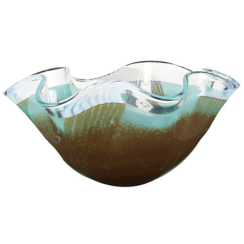 Buy Svaja Cloak of Neringa Bowl, H25-28cm Online at johnlewis.com