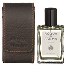 Buy Acqua di Parma Travel Spray Colonia, 30ml Online at johnlewis.com