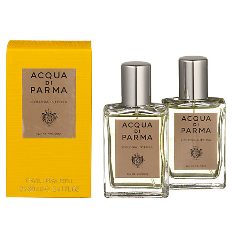 Buy Acqua di Parma Colonia Assoluta Leather Travel Spray Online at johnlewis.com