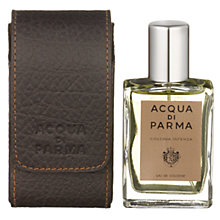 Buy Acqua di Parma Colonia Intensa Travel Spray, 30ml Online at johnlewis.com