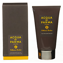 Buy Acqua di Parma Barbiere Exfoliating Cleanser Online at johnlewis.com