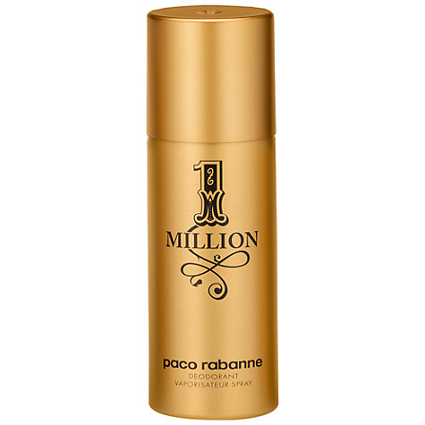 Buy Paco Rabanne 1 Million Deodorant Spray Online at johnlewis.com