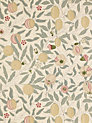Buy Morris & Co Fruit, Beige / Gold / Coral, DGW1FU101 Online at johnlewis.com