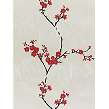 Buy Harlequin Wallpaper, Radiance 75782, Silver Online at johnlewis.com
