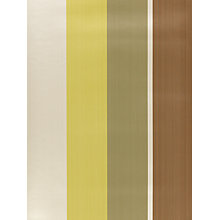 Buy Harlequin Wallpaper, Attraction 15777, Lime / Chocolate Online at johnlewis.com