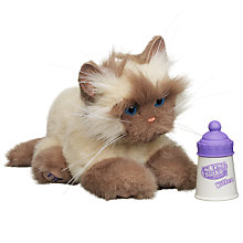 Buy FurReal Friends Newborn Puppies and Kittens, Assorted Online at johnlewis.com