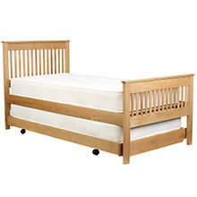 Buy John Lewis Riley Guest Bed Online at johnlewis.com